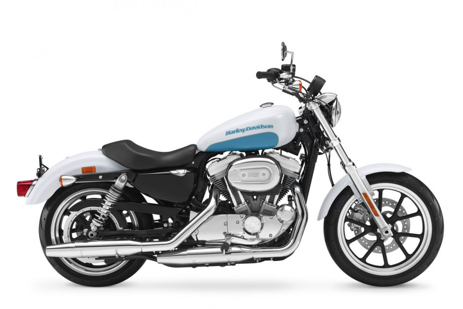 2016 Superlow. Sportster. INTERNATIONAL ONLY