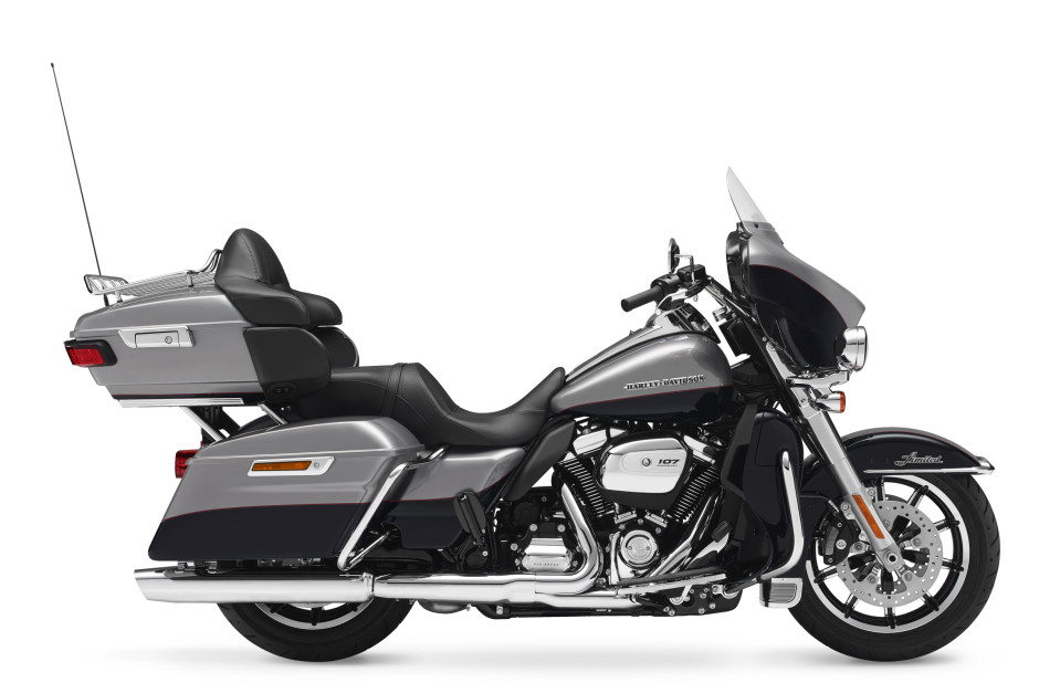 2017 FLHTKL Electra Glide Ultra Limited Low. Touring. INTERNATIONAL ONLY