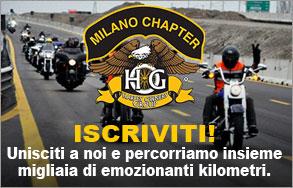 iscriviti al milano chapter