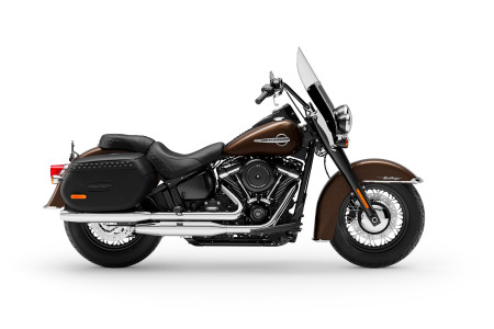 MY19 FLHC Heritage Classic. Softail. INTERNATIONAL ONLY