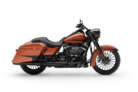 MY19 FLHRXS Road King Special. Touring. INTERNATIONAL ONLY